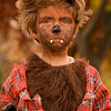 October 31, 2009  My Little Halloween Werewolf...David