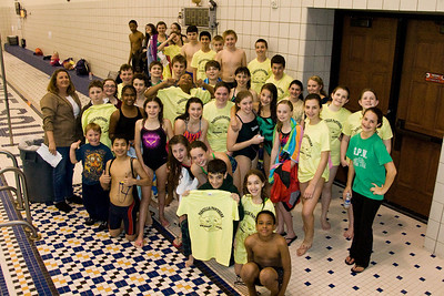 Parcells Swimming 2012