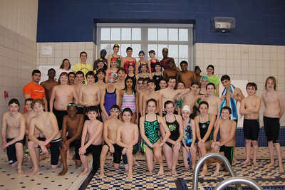 Parcells Swimming & Diving 2014