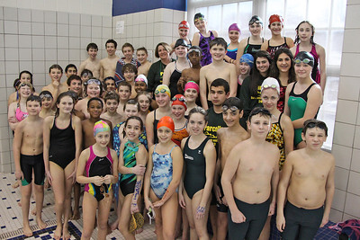Parcells Swimming and Diving  2013