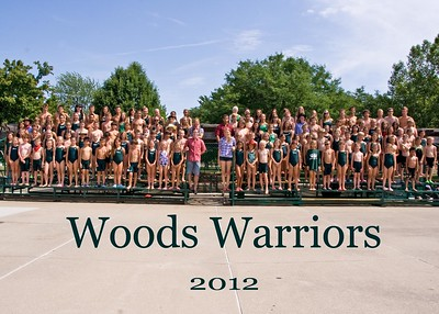 Warriors Team Photos 2012
