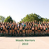 WoodsWarriors--TeamPhotos-2010    (GO to Sports folder for remainder of Warriors 2010 Season Photos) :